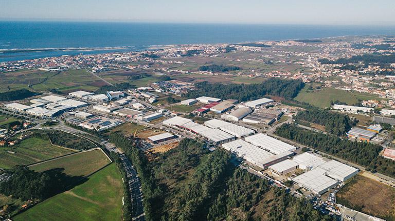 Áreas de Acolhimento Empresarial 2